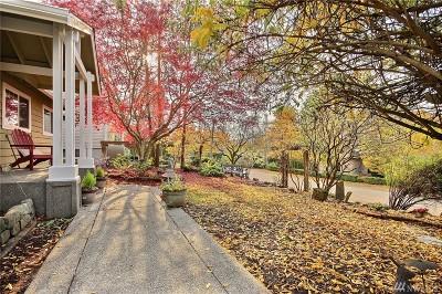 Mercer Island Single Family Home For Sale: 3010 67th Ave SE