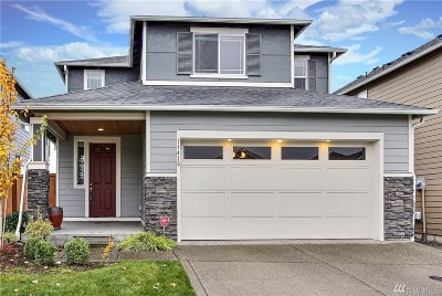 Puyallup Single Family Home For Sale: 11418 175th St E