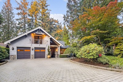Sammamish Single Family Home For Sale: 21818 SE 28th St