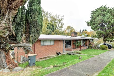 Seattle Multi Family Home For Sale: 1489 S Columbian Wy