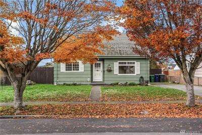 Auburn Single Family Home For Sale: 1205 H St SE
