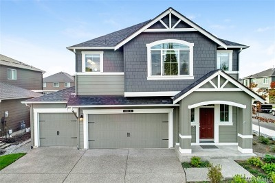 Puyallup Single Family Home For Sale: 1016 26th St NW
