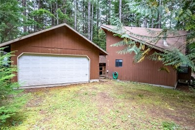 Hoodsport Single Family Home For Sale: 150 N Potlatch Dr