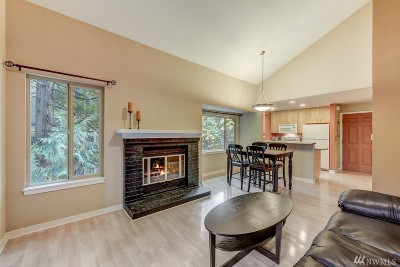 Redmond Condo/Townhouse For Sale: 14610 NE 80th Place #D36