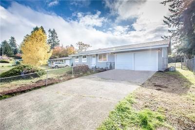Steilacoom Single Family Home For Sale: 2328 Oak Dr