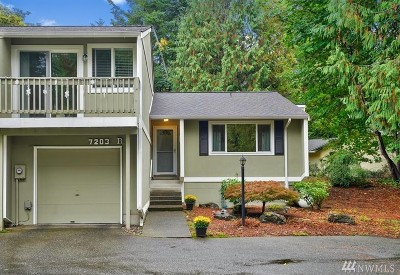 Gig Harbor Single Family Home For Sale: 7203 87th Ave NW #B