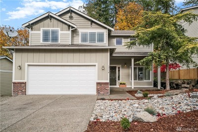 Olympia Single Family Home For Sale: 3718 Cooper Crest Dr NW