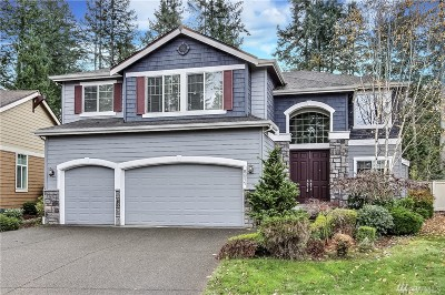 Thurston County Single Family Home For Sale: 8911 Windham Ct NE