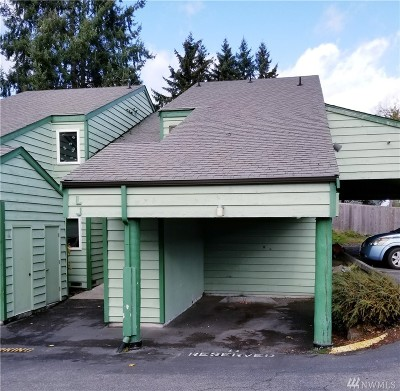 Burien Condo/Townhouse For Sale: 310 S 174th Pl L 310