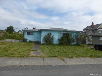Anacortes Single Family Home For Sale: 1010 23rd Street