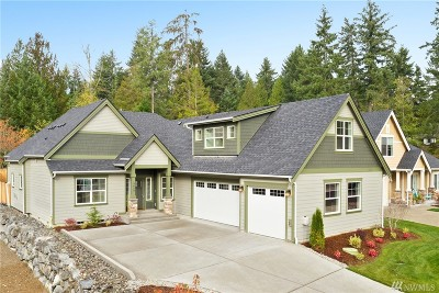 Gig Harbor Single Family Home For Sale: 9420 Ancich Ct
