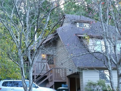 Single Family Home For Sale: 2435 Crestridge Dr NW