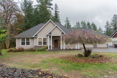 Olympia Single Family Home For Sale: 10609 Stedman Rd SE