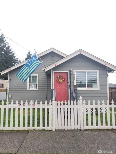 Auburn Single Family Home For Sale: 407 6th St SE