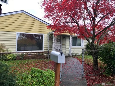 Tacoma Rental For Rent: 1517 S Lawrence St