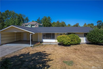 Bellingham Single Family Home For Sale: 680 Telegraph Rd