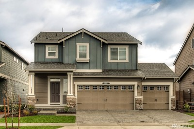 Puyallup Single Family Home Contingent: 1214 32nd St NW #67