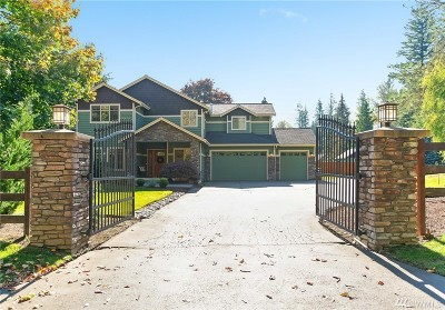 Maple Valley Single Family Home For Sale: 24409 SE 200th St