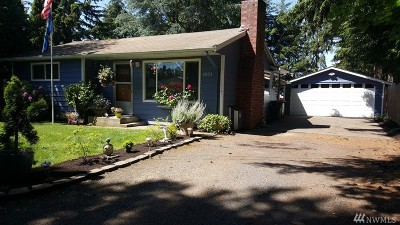 Lynnwood Single Family Home For Sale: 4901 180th St SW
