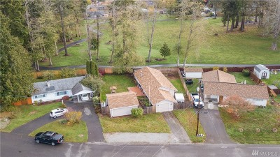 Mountlake Terrace Single Family Home For Sale: 22103 42nd Ave W