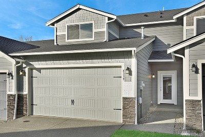 Puyallup Single Family Home For Sale: 8338 175th St E #Lot38