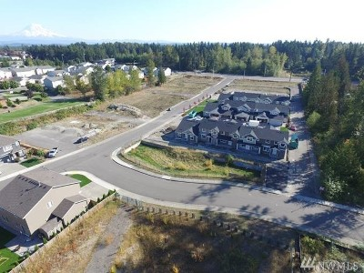 Puyallup Single Family Home For Sale: 8335 174th St Ct E #Lot51
