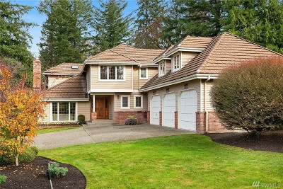 Woodinville Single Family Home For Sale: 14268 209th Ave NE
