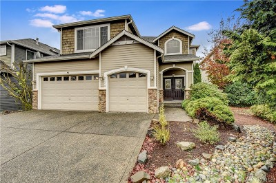 Bothell Single Family Home For Sale: 21310 37th St SE