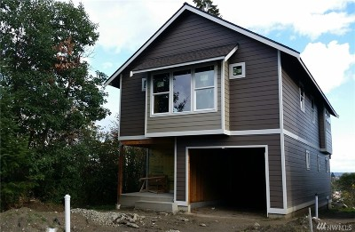 Bremerton Single Family Home For Sale: 346 Ford Ave
