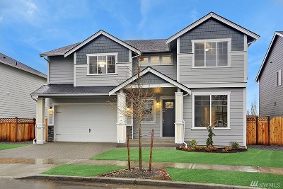 Lacey Single Family Home For Sale: 5537 Parquet Wy SE