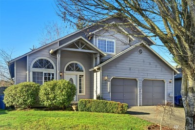 Monroe Single Family Home For Sale: 15088 177th Ave SE
