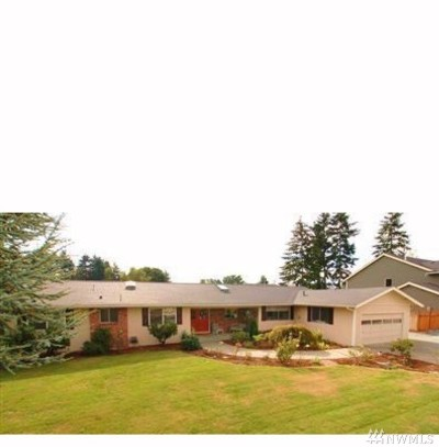 Federal Way Single Family Home For Sale: 2919 SW 312th Place