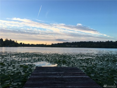 Edmonds Single Family Home For Sale: 7317 Lake Ballinger Way