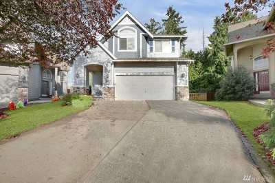 Bonney Lake Single Family Home For Sale: 17917 106th St E