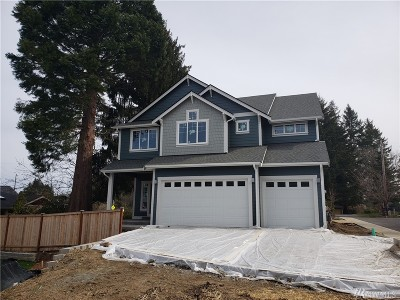 Olympia Single Family Home For Sale: 2036 49th Lane SE