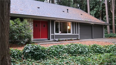 Puyallup Single Family Home For Sale: 14917 108th Ave E