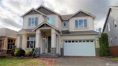 Lacey Single Family Home For Sale: 3525 Lanyard Dr NE