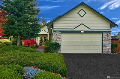 Skagit County Single Family Home For Sale: 3908 Dogwood Place