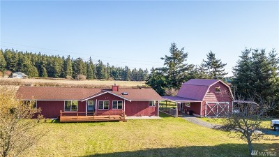 Coupeville Single Family Home For Sale: 167 Fox Hollow Dr