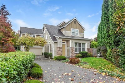 Kirkland Single Family Home For Sale: 13149 NE 138th Place
