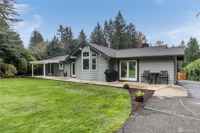 Renton Single Family Home For Sale: 17204 SE 144th St