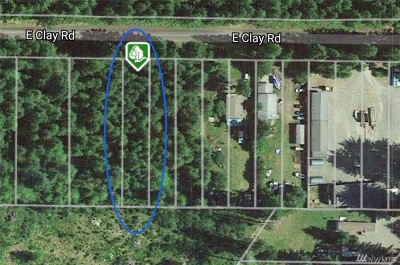 Shelton Residential Lots & Land For Sale: 1111111 Clay Rd