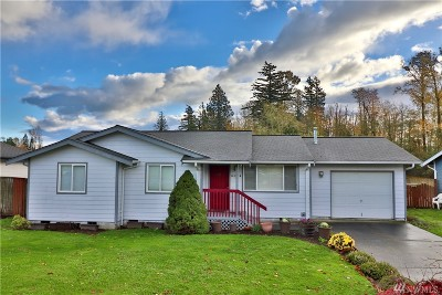 Ferndale Single Family Home For Sale: 6054 Shannon Ave