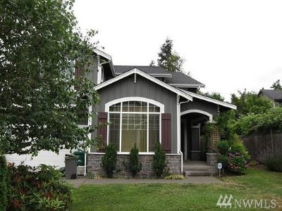 Woodinville Single Family Home For Sale: 12940 NE 200th Place