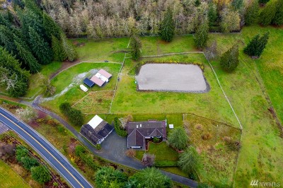 Snohomish Single Family Home For Sale: 5205 Bosworth Dr