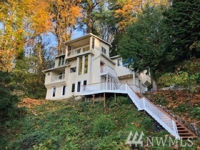 Steilacoom Single Family Home For Sale: 2403 Steilacoom Blvd SW