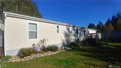 Mason County Single Family Home For Sale: 42 NE Lakeview Lane