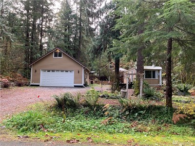 Glacier Single Family Home For Sale: 18024 Welcome Rd
