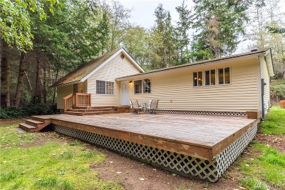 Coupeville Single Family Home For Sale: 2467 S Rocky Wy
