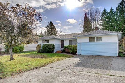 Burien Single Family Home For Sale: 621 SW 133rd St